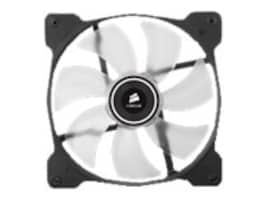 Corsair Air Series SP140 LED High Static Pressure 140mm Fan, White, CO-9050025-WW, 18746601, Cooling Systems/Fans