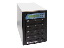 Microboards 4-Drive CopyWriter Pro Blu-ray 1:3 Standalone Duplicator, BD PROV3-04, 27123289, Disc Duplicators