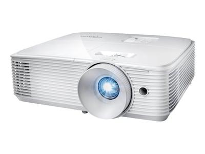 Optoma X343 XGA DLP 3D Projector, 3600 Lumens, White, X343, 35978341, Projectors