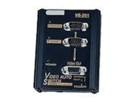 Aten 2 to 1 Video Switch (VS201), VS201, 223317, Switch Boxes - AV