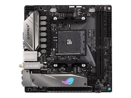 Asus ROG STRIX X370-I GAMING Main Image from Front