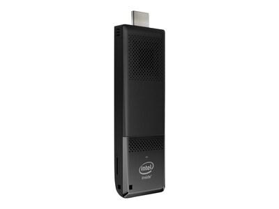 Intel Compute Stick Atom x5-Z8300 1.44GHz 2GB 32GB Flash IntelHD ac W10H32, BOXSTK1AW32SC, 31400138, Desktops