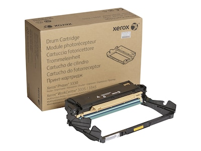 Xerox 30K Drum Cartridge for Phaser 3330, WorkCentre 3335 3345, 101R00555, 32670640, Toner and Imaging Components - OEM