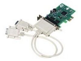Lava Dual Serial PCI-E Low Profile Card, DSERIAL-PCIELP, 12048976, Controller Cards & I/O Boards