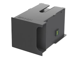 Epson Ink Maintenance Box for for WorkForce Pro WF-8590 & WF-8090, T671200, 30718591, Printer Accessories