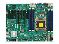 Supermicro MBD-X9SRL-B Main Image from Front