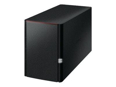 BUFFALO 8TB LinkStation 220 Dual Drive Personal Cloud Storage, LS220D0802, 17283959, Network Attached Storage