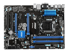 Microstar Motherboard, Z97 PC Mate, Z97PCMate, 17276898, Motherboards