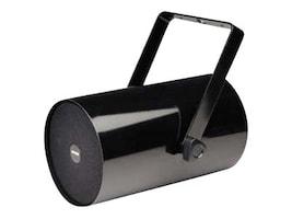 Valcom 5-Watt One-Way V-1014B Track Speaker - Black, V-1014B-BK, 16450313, Speakers - Audio