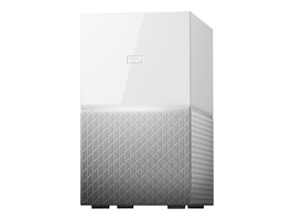 WD 20TB My Cloud Home Duo Personal Cloud Storage, WDBMUT0200JWT-NESN, 36242247, Network Attached Storage