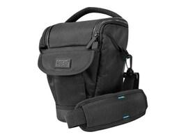 Accessory Genie Nylon SLR Holster w  Hard Shell EVA Bottom, GRSLS09100BKEW, 31473265, Carrying Cases - Camera/Camcorder