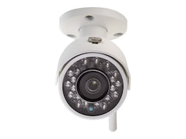 Digital Peripheral Solutions 3MP Bullet Security Camera, White, QCW3MP1B, 34088637, Cameras - Security