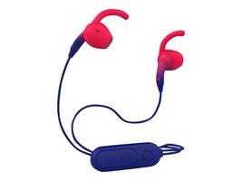 Ifrogz Sound Hub Tone In-Ear Phones - Navy Red, 304001832, 37389638, Earphones