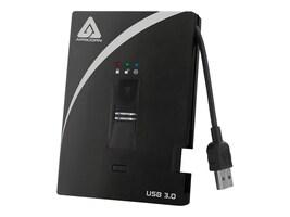 Apricorn 2TB Aegis Bio USB 3.0 External Solid State Drive w  256-bit AES Encryption, A25-3BIO256-2000, 18572242, Hard Drives - External