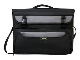 Targus City Gear II Hybrid Messenger 17.3, TCG270, 31813012, Carrying Cases - Notebook