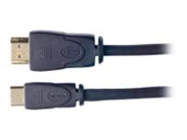 Audiovox Mini HDMI to HDMI M M Cable, 6ft, VH6HCR, 16183577, Cables