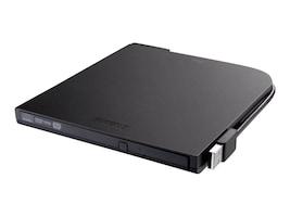BUFFALO Portable USB 2.0 DVD Writer, DVSM-PT58U2VB, 18368428, DVD Drives - External