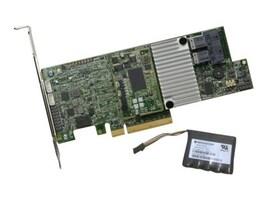 Lenovo ThinkSystem RAID 730-8i 2GB Flash PCIe 12Gb Adapter, 4Y37A09722, 36879328, RAID Controllers