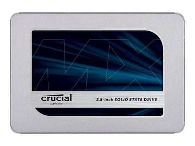 Crucial 2TB Crucial MX500 SATA 6Gb s 2.5 7mm Internal Solid State Drive, CT2000MX500SSD1, 35000342, Solid State Drives - Internal