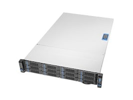 Chenbro Chassis, Tool-less Design 2U RM Barebone Chassis, RB23712E3R2XWT2, 36307178, Cases - Systems/Servers