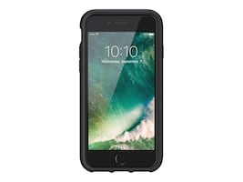 Griffin Survivor Strong Case for iPhone 6 6s 7 8, Black Dark Gray, GB42765, 34993581, Carrying Cases - Phones/PDAs