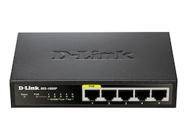 D-Link DES-1005P Main Image from Front