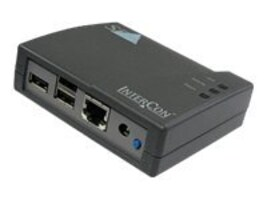 Seh PS1103 Gigabit USB 10 100 1000TX IPV4 IPV6 USB 2.0 Print Server, M04502, 12959411, Network Print Servers