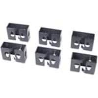 APC Cable Containment Brackets with PDU Mounting Capability for NetShelter SX, AR7710, 9213811, Rack Cable Management