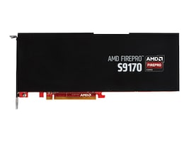 Sapphire FirePro S9170 PCIe 3.0 x16 Graphics Card, 32GB GDDR5, 100-505982, 32063743, Graphics/Video Accelerators