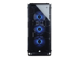 Corsair Chassis, Crystal Series 570X RGB, CC-9011098-WW, 33057249, Cases - Systems/Servers