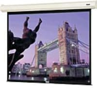 Da-Lite Cosmopolitan Electrol Projection Screen, Matte White, 16:10, 94in, 34456, 9236538, Projector Screens