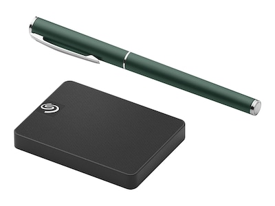 Seagate 500GB Expansion USB 3.0 Ultra Portable Solid State Drive, STJD500400, 37579159, Solid State Drives - External