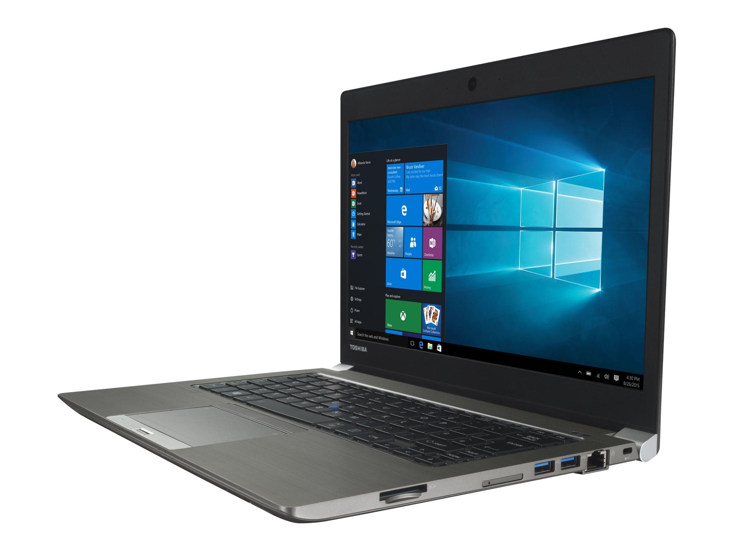 Toshiba Portege Z30-C1320 Core i7 2.6GHz 8GB 256GB W7P-W10P, PT261U-012008, 31232285, Notebooks