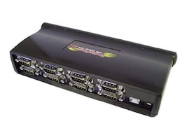 Comtrol RocketPort 8-Port RS-232 USB RoHS Serial Hub III, 98296-8, 7304509, Remote Access Hardware