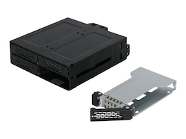 Icy Dock Full Metal 4 Bay Hard Drive Cage, MB607SP-B, 34998981, Drive Mounting Hardware