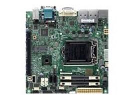 Supermicro Motherboard, Mini-ITX H81 LGA 1150 Core i7 i5 i3 Max.16GB DDR3 4xSATA PCIe 2xGbE, MBD-X10SLV-O, 17463052, Motherboards