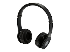 GPX Bluetooth & Wireless Headphones - Black, IAHB16B, 33218401, Headphones