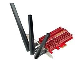 Asus Wireless PCI-E Adapter, PCE-AC68, 16253897, Wireless Adapters & NICs