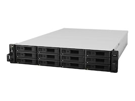 Synology RackStation RS2416RP+ 12-Bay Netork Attached Storage, RS2416RP+, 30732202, Network Attached Storage