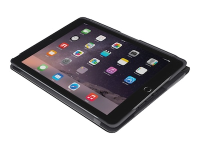 Logitech Slim Folio Bluetooth Keyboard Case for iPad 5th 6th Gen, Black, 920-009017, 35871914, Keyboard/Mouse Combinations