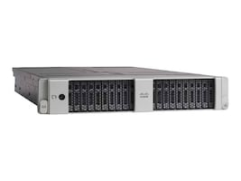 Cisco Chassis, UCS C4200 24x2.5 bays, UCSC-C4200-SFF, 36031175, Cases - Systems/Servers