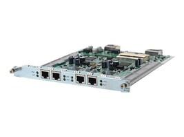 HPE MSR 4-Port FXS HMIM Module, JG446A, 16332051, Network Voice Router Modules