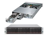 Supermicro SYS-2028TP-DC1FR Main Image from Front