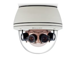 Arecontvision 40MP H.264 Day Night 180 Panoramic IP Camera with Heater & Blower, AV40185DN-HB, 35090940, Cameras - Security