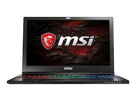MSI Computer GS63062 Main Image from Front