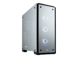 Corsair Chassis, Crystal 570X RGB, CC-9011126-WW, 34950653, Cases - Systems/Servers