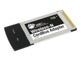 Siig Wireless-N Mimo CBUS Adapter, CN-WR0412-S1, 13323159, Wireless Adapters & NICs