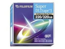 Fujifilm 110GB 160GB SuperDLT Tape Cartridge, Library Pack, 600003284-20PK, 9428311, Tape Drive Cartridges & Accessories