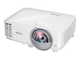 BenQ MW826ST WXGA DLP Projector, 3400 Lumens, White, MW826ST, 34244337, Projectors