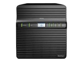 Synology DiskStation 4-Bay NAS Server - Diskless, DS416J, 32433273, Network Attached Storage